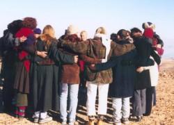 סדנת התנסות במדבר – לנפגעי הלם קרב וטראומה