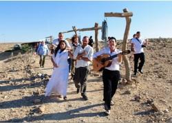 חתונה של ענבר וגדעון