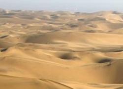 יוגה במדבר